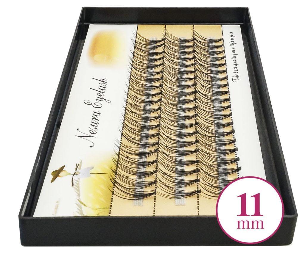 Kępki Żółte – Rzęsy Nesura, 11mm