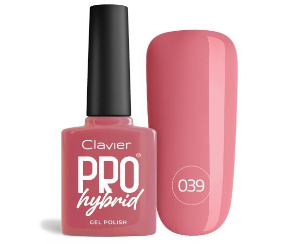 Lakier Hybrydowy – ProHybrid do Paznokci nr 039 – Little Pink Rose