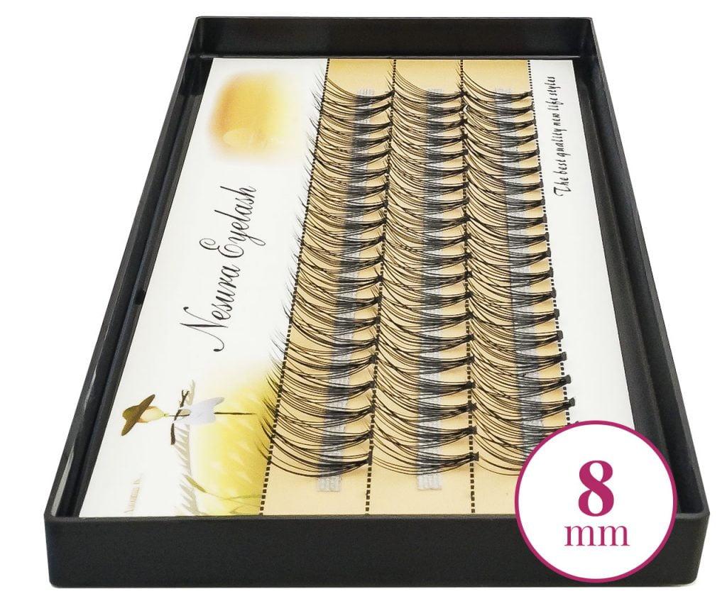 Kępki Żółte – Rzęsy Nesura, 8mm