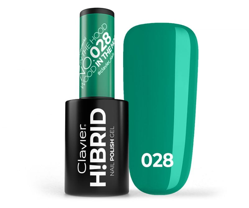 Lakier hybrydowy H!BRID – 028 Wood In The Hood
