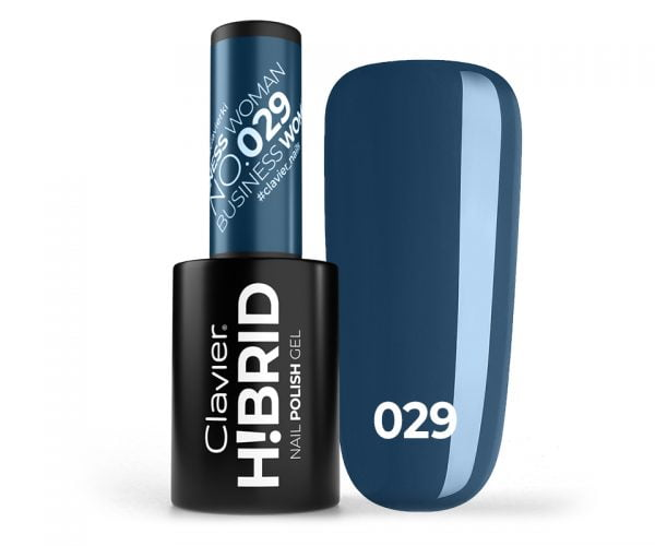Lakier hybrydowy H!BRID – 029 Businesswoman