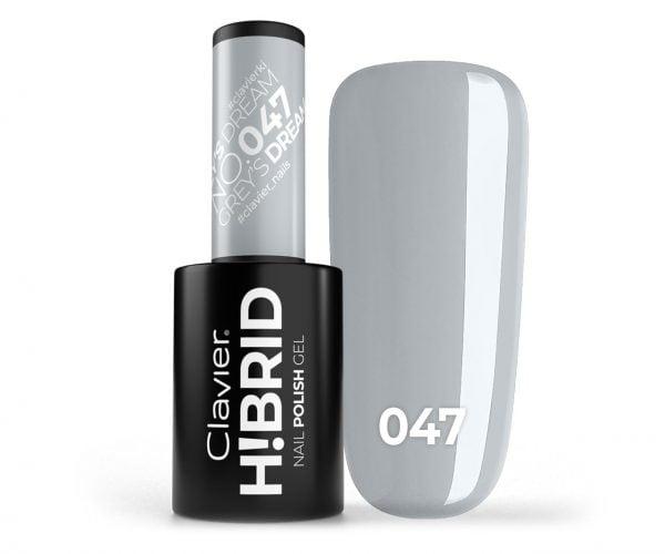 Lakier hybrydowy H!BRID – 047 Greys Dream