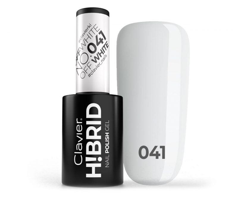 Lakier hybrydowy H!BRID – 041 Offwhite
