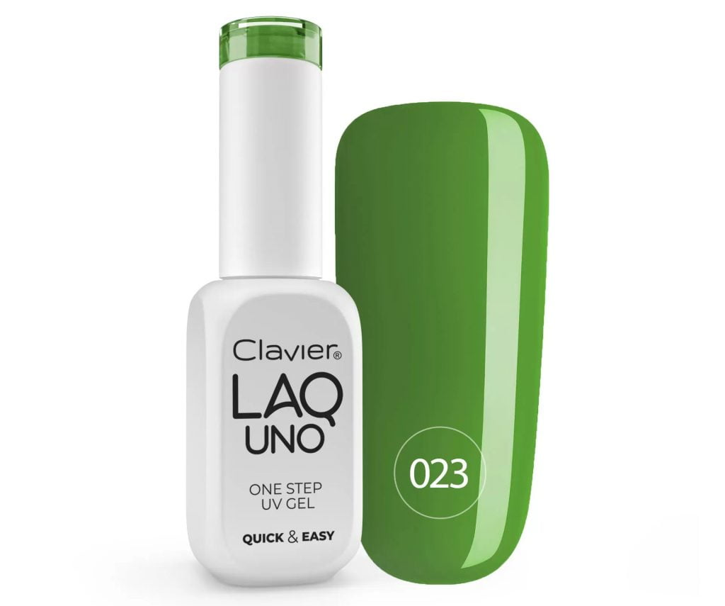 Clavier LaqUno One Step Gel -Mowed Grass 023